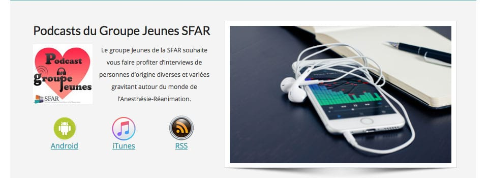 Podcasts jeunes